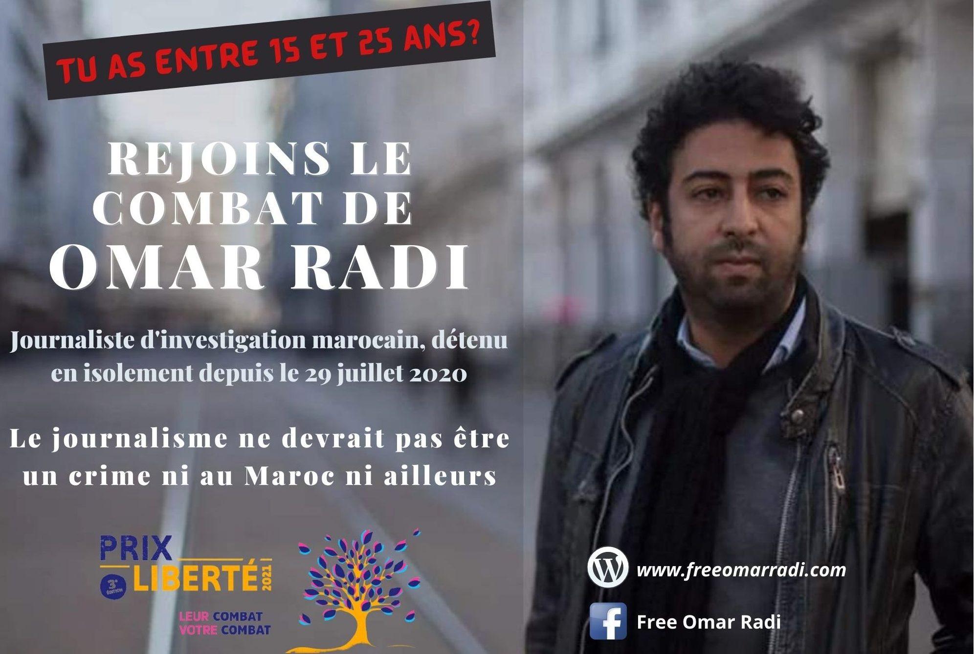 #FreeOmarRadi